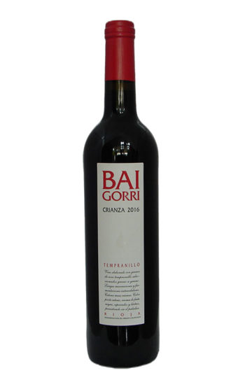 Rioja Baigorri Crza 2016