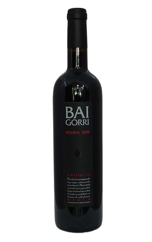 Rioja Baigorri Reserva 2011