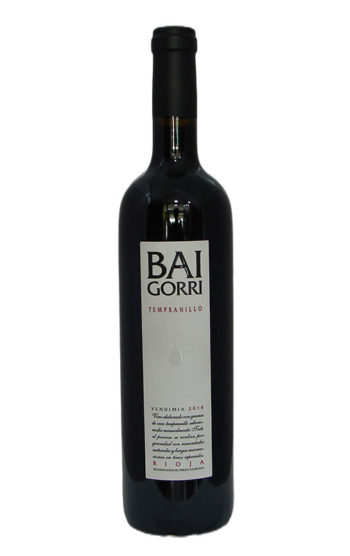 Rioja Baigorri Tempranillo 2018 0.75l