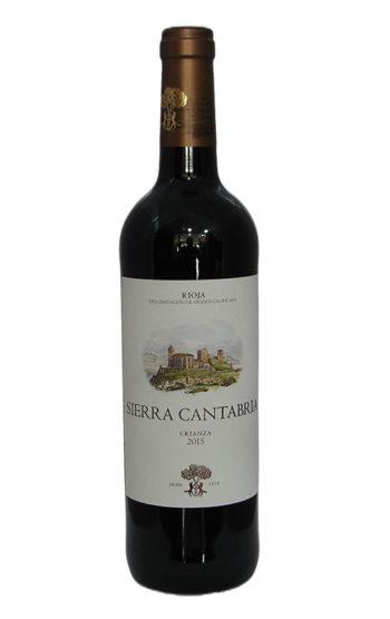 Rioja Sierra Cantabria Crza 2016 0.75l