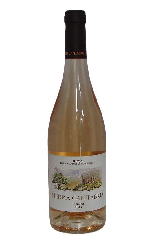 Rioja Sierra Cantabria Rosado 2019