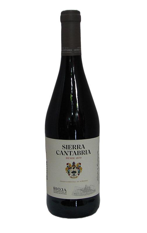 Rioja Sierra Cantabria Selección 2018 0.75L